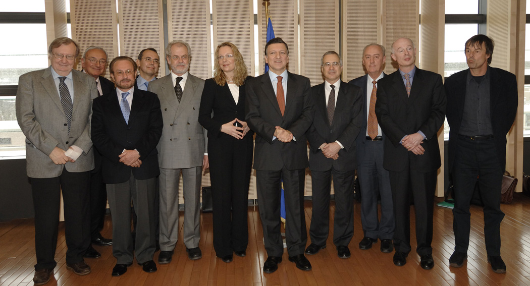 Visit by the Advisory Group on Energy and Climate Change, to the EC