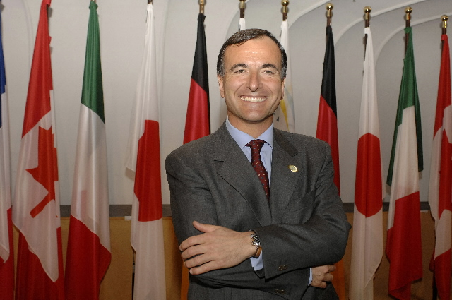 Participation of Franco Frattini, Vice-President of the EC, in an informal meeting of the G8 Justice and Interior Ministers