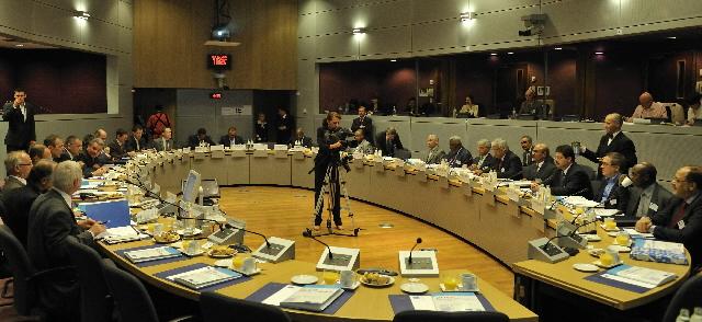Participation d'Andris Piebalgs, membre de la CE, au dialogue énergétique UE/OPEP