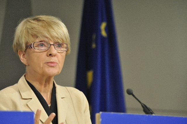Press conference by Danuta Hübner, Member of the EC, on the results of the urban audit