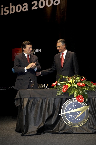 Participation of José Manuel Barroso, President of the EC, at the Star Tracking Lisboa 2008 conference