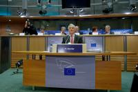 Hearing of Michel Barnier, Member designate of the EC, at the EP