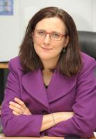 Portrait of Cecilia Malmström, Member of the EC