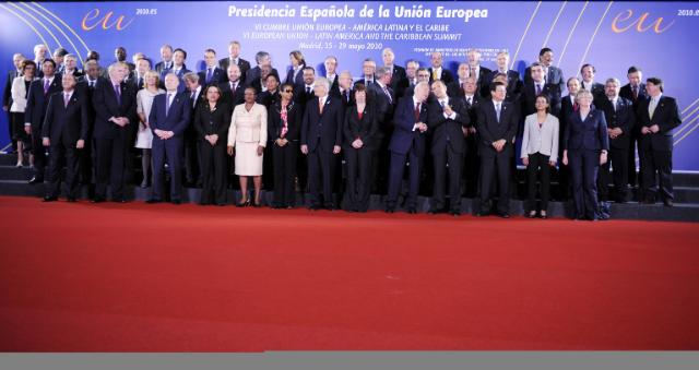 EU/Latin America and the Caribbean Summit, 17-19/05/2010