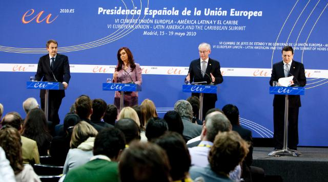 EU/Latin America and the Caribbean Summit, 17-19/05/2010