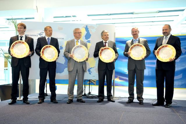 Euro Festivities  on the occasion of the introduction of the Euro in Estonia