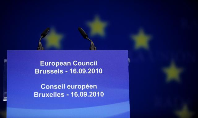 Brussels European Council, 16/09/2010