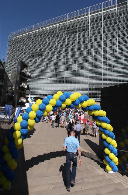 Journée Portes ouvertes des Institutions européennes
