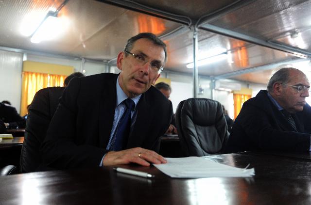 Visit of Andris Piebalgs, Member of the EC, to Haïti