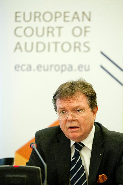 Press conference by Harald Noack, Member of the European Court of Auditors, on the ECA special report on the ERDF spending on financial instruments for SMEs