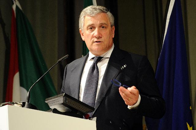 Participation of Antonio Tajani, Vice-President of the EC, at the