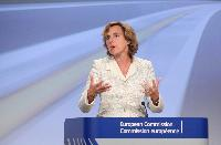 Press conference by Connie Hedegaard, Member of the EC, on the new proposals to reach the 2020 emissions targets for cars and vans
