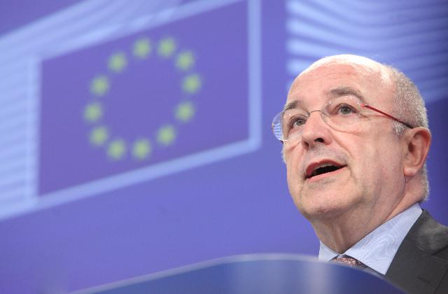 Press conference by Joaquín Almunia, Vice-President of the EC, on several state aid related cases