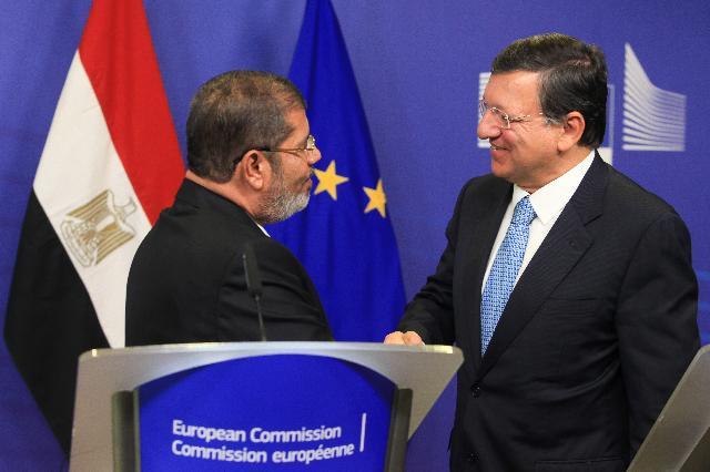 Visit of Mohamed Morsi, President of Egypt, to the EC