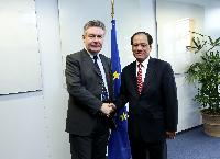 Visit of Le Luong Minh, Vietnamese Deputy Minister for Foreign Affairs and next Secretary General of the ASEAN, to the EC