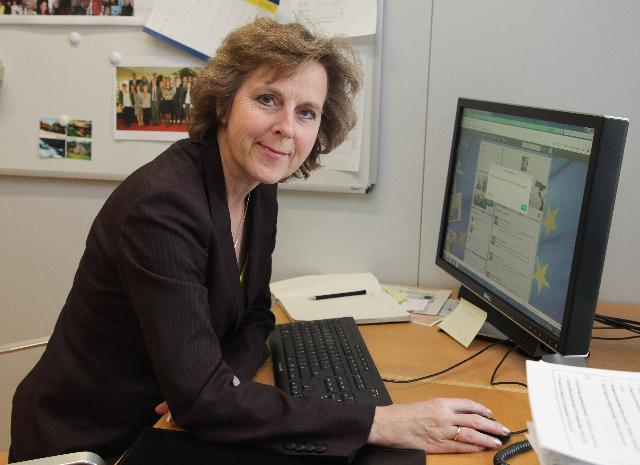 Participation of Connie Hedegaard, Member of the EC, in a Twitter chat with internet users