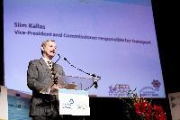 Cérémonie de remise des prix de la Semaine européenne de la mobilité 2012