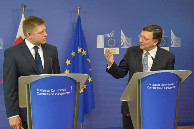 Visit of Robert Fico, Slovak Prime Minister, to the EC