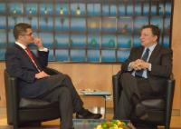 Visit of Vuk Jeremić, President of the United Nations General Assembly, to the EC