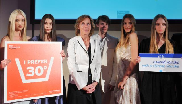 Participation of Connie Hedegaard, Member of the EC, at the conference 'Visions for a world you like: How can we make our consumption more sustainable?', in Milan