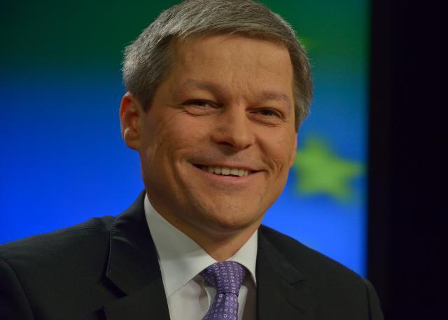 Portraits of Dacian Cioloş, Member of the EC