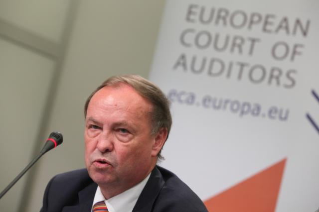 Press conference by Harald Wögerbauer, Member of the European Court of Auditors, on the ECA special report entitled 'Are EU Cohesion Policy funds well spent on roads?'