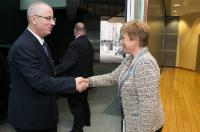Visit of Rami Hamdallah, Palestinian Prime Minister, to the EC