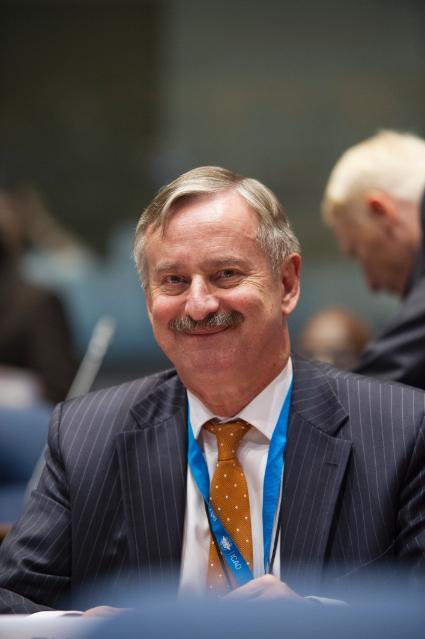Participation of Siim Kallas, Member of the EC, at the 38th ICAO Assembly