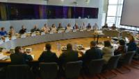 Visit of a delegation of the Department of the Taoiseach to the EC