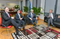 Visit of Ali Ahmeti, Leader of the Democratic Union for Integration of the former Yugoslav Republic of Macedonia, and Fatmir Besimi, Deputy Prime Minister for European Affairs of the former Yugoslav Republic of Macedonia, to the EC