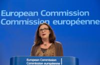 Press conference by Cecilia Malmström, Member of the EC, on the data transfers between the EU and the United States