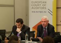 Press conference by H.G. Wessberg, Member of the European Court of Auditors, on the EU direct financial support to the Palestinian Authority