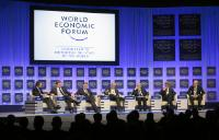 World Economic Forum, Davos, 22-25/01/2014
