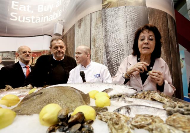 Seafood Expo Global/Seafood Processing Global 2014