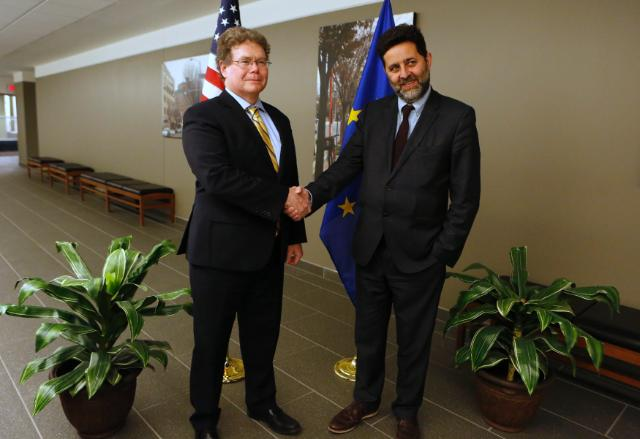 Fifth round of the Transatlantic Trade and Investment Partnership negotiations, 19-23/05/2014