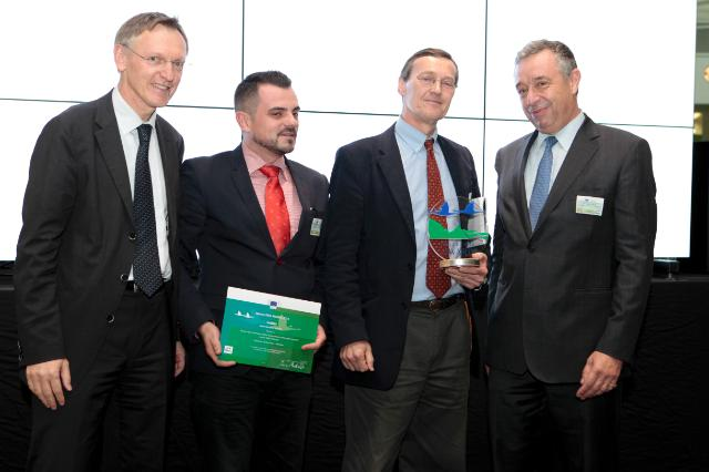 First Award Ceremony of the Natura 2000 competition, with the participation of Janez Potočnik, Member of the EC