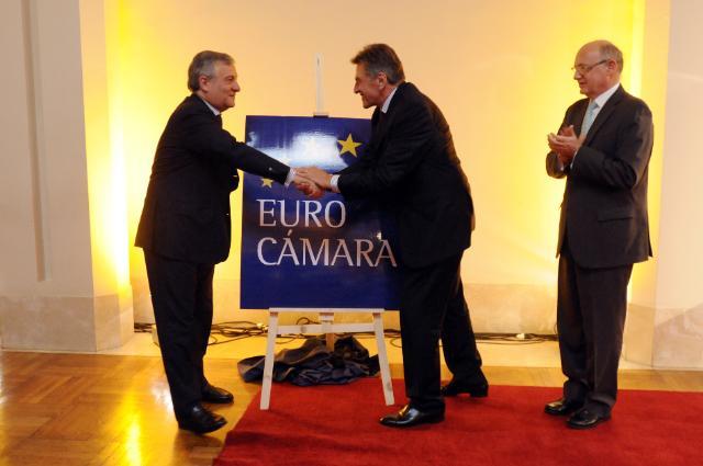 Visit by Antonio Tajani, Member of the EC, to Panama, Argentina and Paraguay