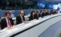 "Illustration of ""Participation of Maria Damanaki, Member of the EC, at the 'Re-energising the oceans' conference"""