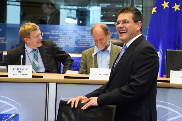 Hearing of Maroš Šefčovič, Member designate of the EC, at the EP
