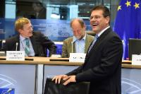 Hearing of Maroš Šefčovič, Member designate of the EC, at the EP