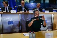 Hearing of Margrethe Vestager, Member designate of the EC, at the EP