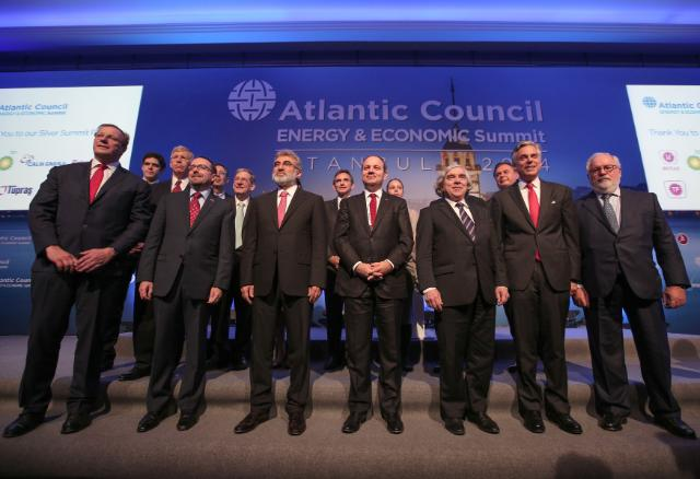 Participation of Miguel Arias Cañete at the 6th Atlantic Council Energy and Economic Summit