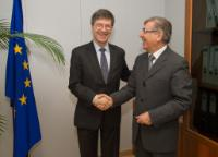 Participation of Karmenu Vella, Member of the EC, at the conference for the 40th anniversary of the EEB