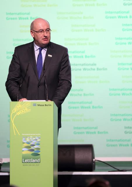 Opening of the International Green Week in Berlin