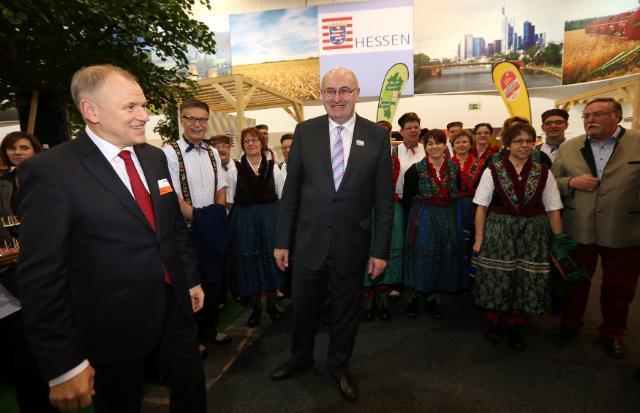 Opening of the International Green Week in Berlin