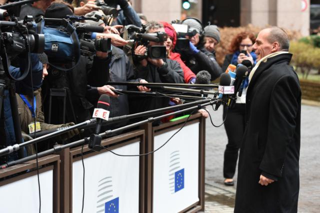 Eurogroup meeting, 20/02/2015