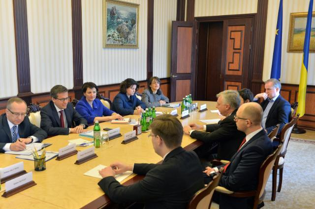 Visit of Carlos Moedas, Member of the EC, to Ukraine