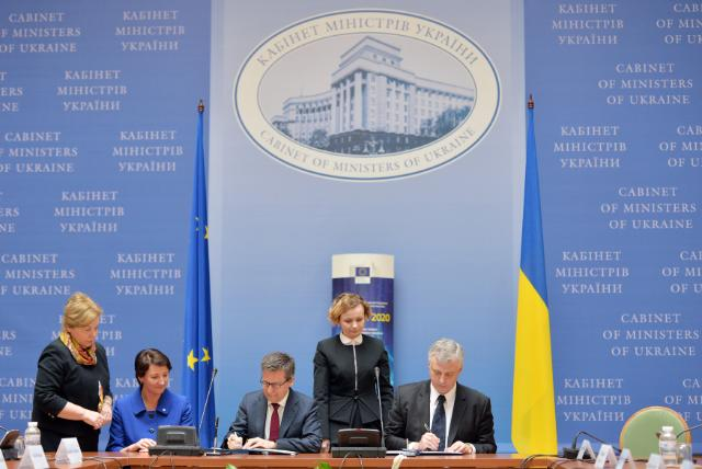 Visit of Carlos Moedas, Member of the EC, to Ukraine
