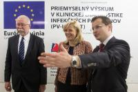 "Illustration of ""Visit of Corina Creţu, Member of the EC, to Slovakia"""