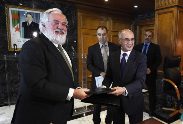 Visite de Miguel Arias Cañete, membre de la CE, en Algérie et au Maroc